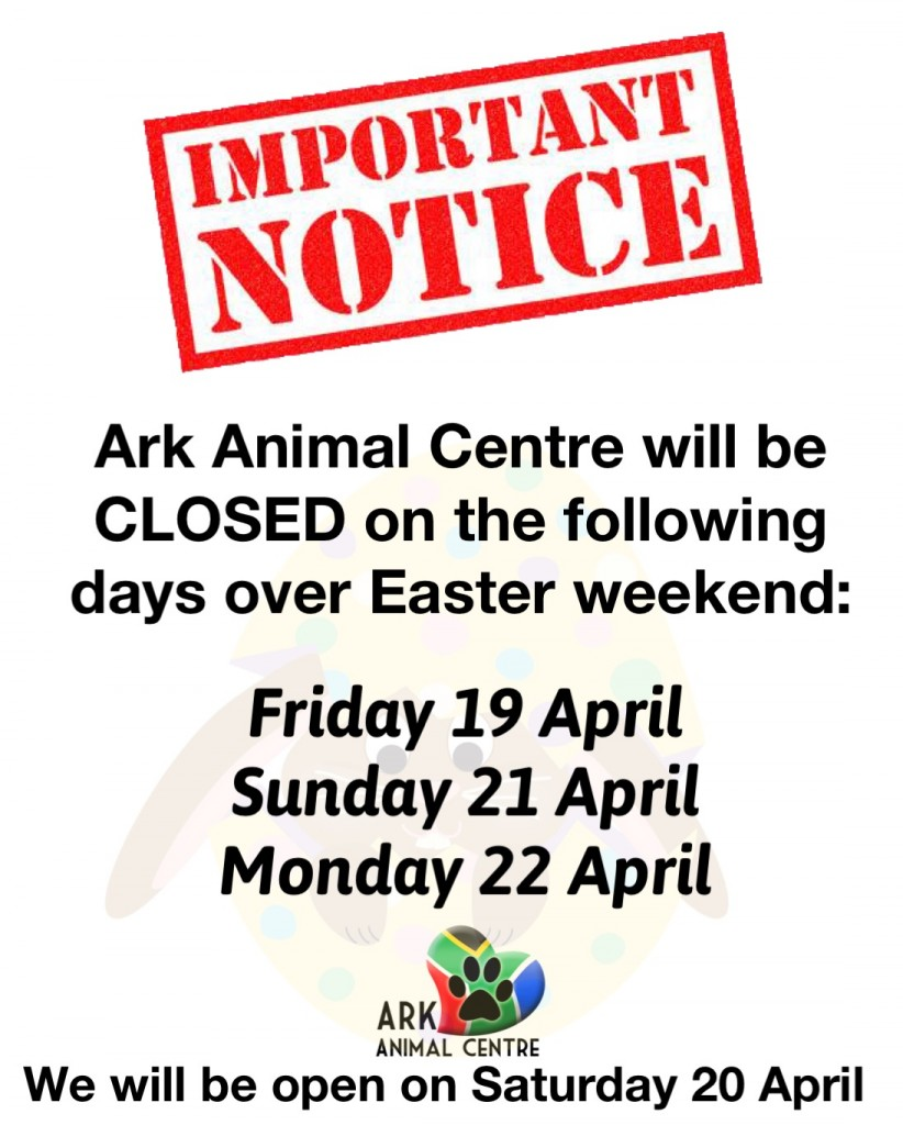 Easter closed post ark